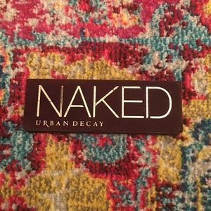 naked pallate